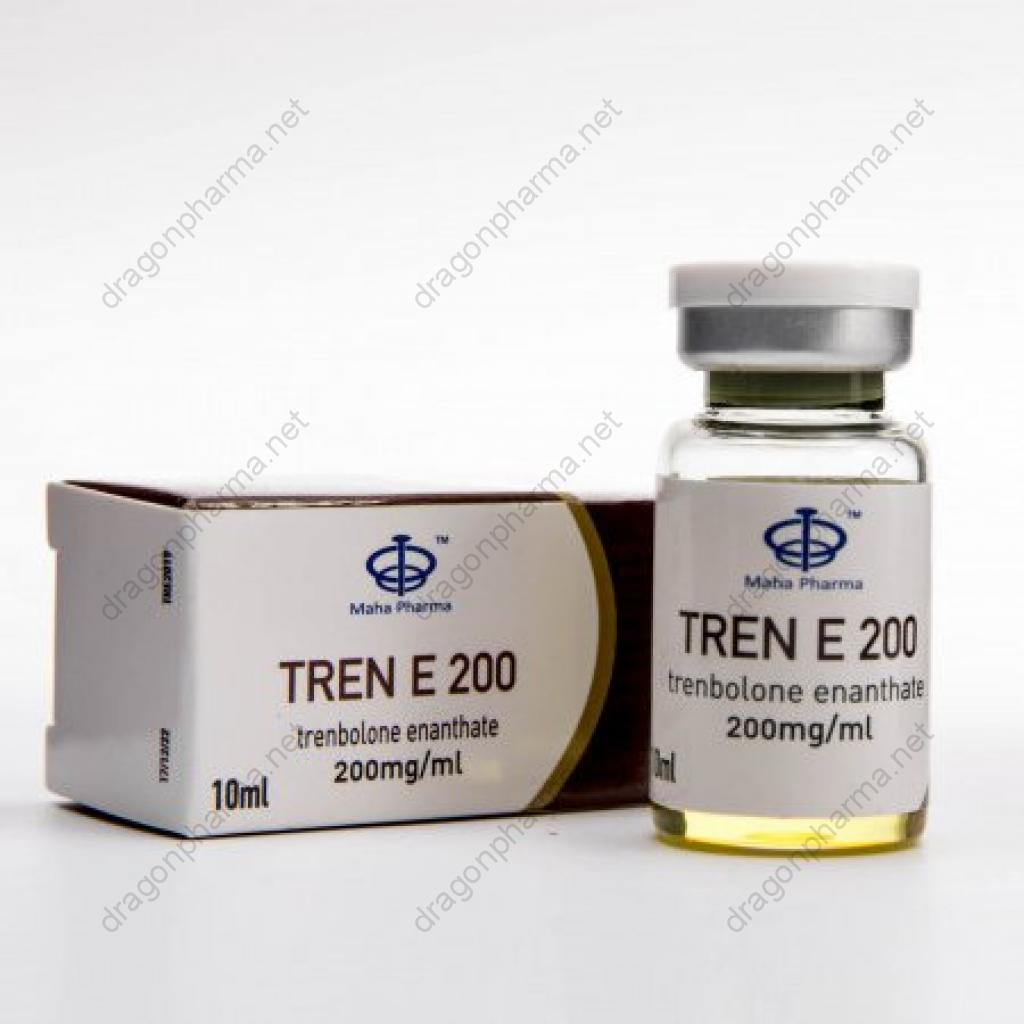 TREN E 200 (Maha Pharma) for Sale