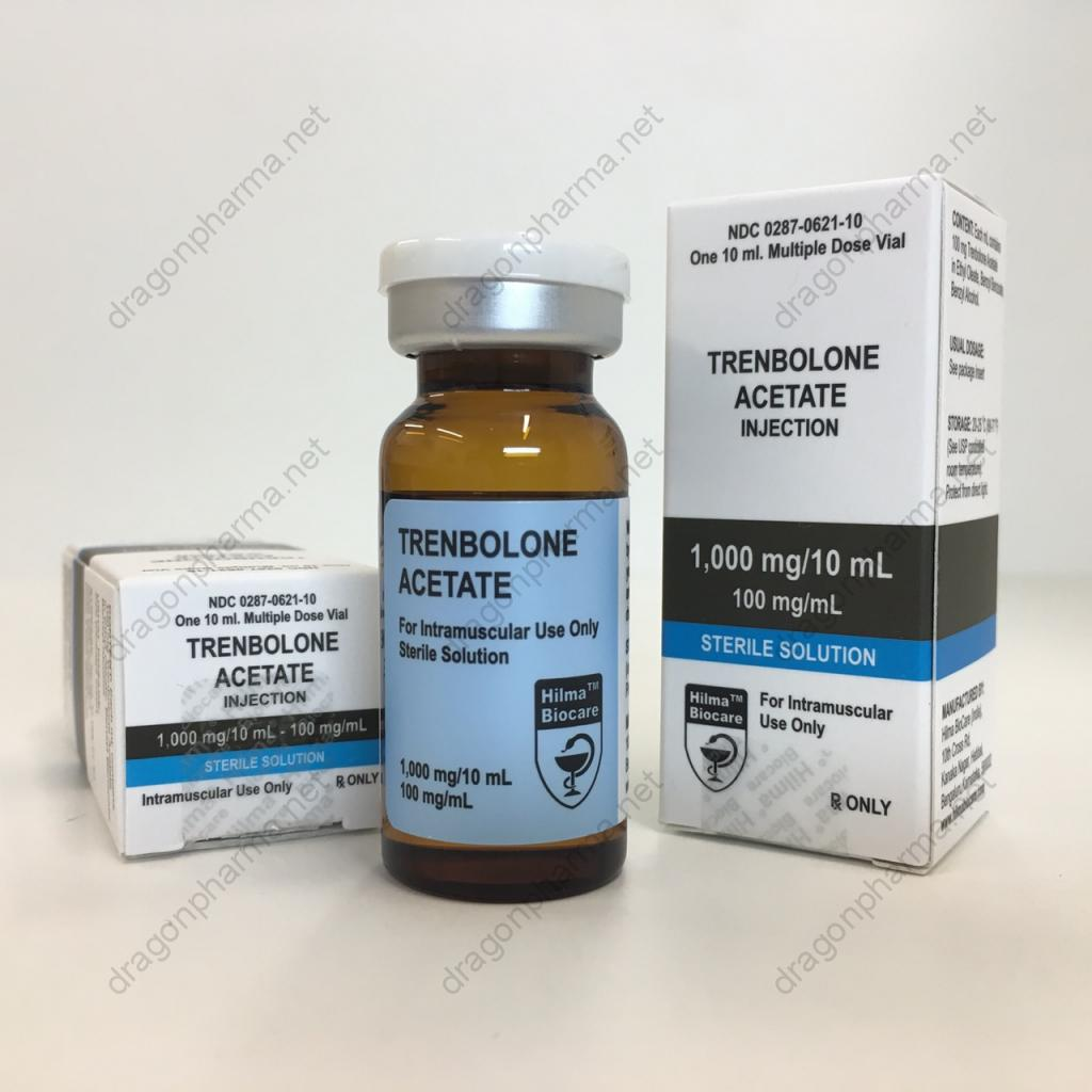 TRENBOLONE ACETATE (Hilma Biocare) for Sale