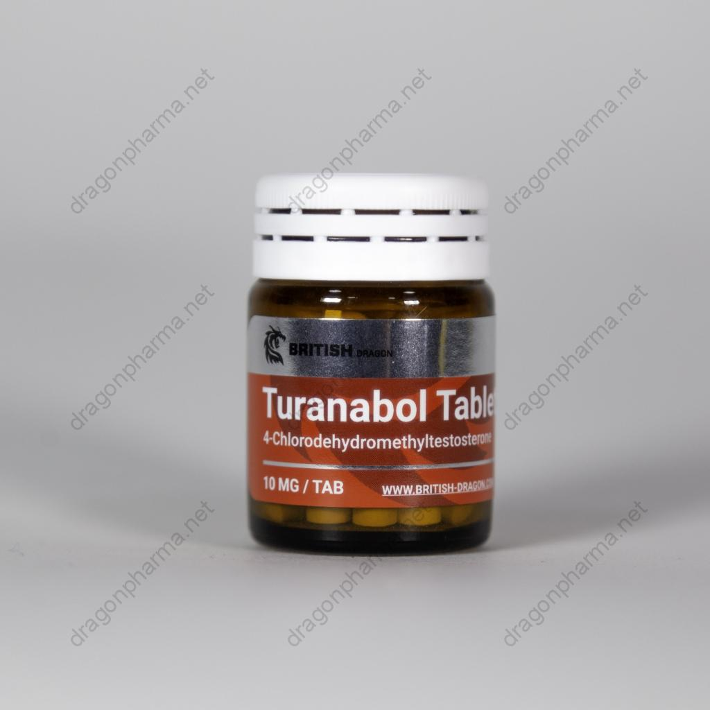 TURANABOL TABLETS (British Dragon Pharma) for Sale
