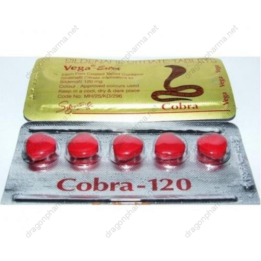 VEGA-EXTRA COBRA (Sexual Health) for Sale